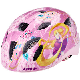 Alpina Ximo Disney Cykelhjelm Børn, rapunzel